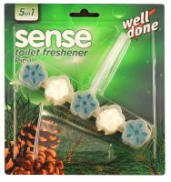 WD Sense WC blok 5 in 1 Pine